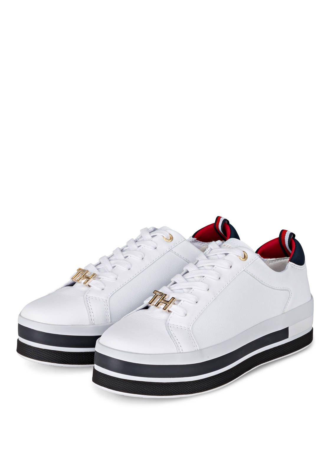 TOMMY HILFIGER Plateau-Sneaker in 2020