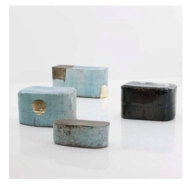 Plumcollectivepretty Amazing Ceramic Stools By Hun Chung