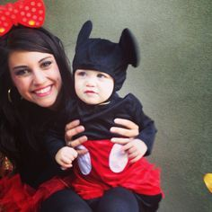 Mom And Baby Boy Halloween Costume Ideas.Mom And Son Halloween Costume Mickey And Minnie Google