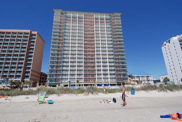 Paradise Resort Myrtle Beach South Carolina The Best Beaches In