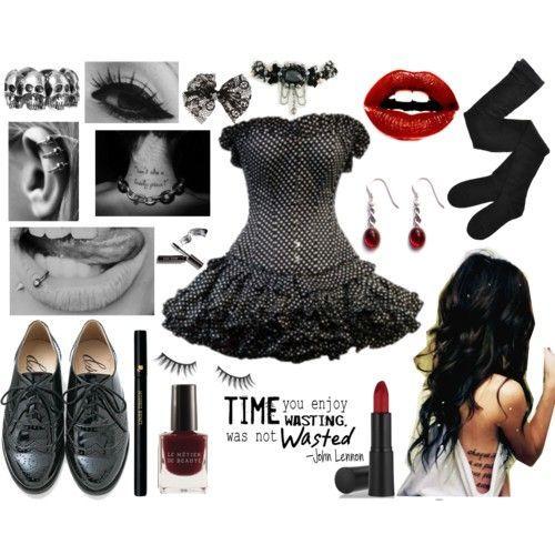 Emo dress #emodresses Emo dress #emodresses
