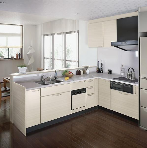 激安タカラスタンダード マッチ 297 000 コミコミ価格 リビング キッチン タカラスタンダード キッチンデザイン