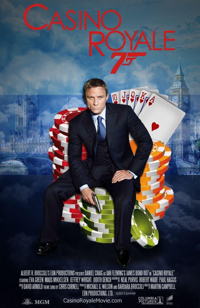 Daniel Craig Is James Bond In Casino Royale Collage By Jackiejr