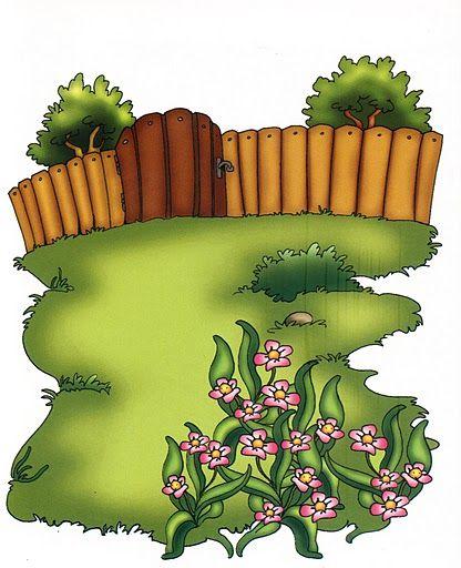 El Jardin O La Terraza Que Ves Que Hay En Tu Jardin Terraza Partes De La Casa Partes De La Misa Bits De Inteligencia