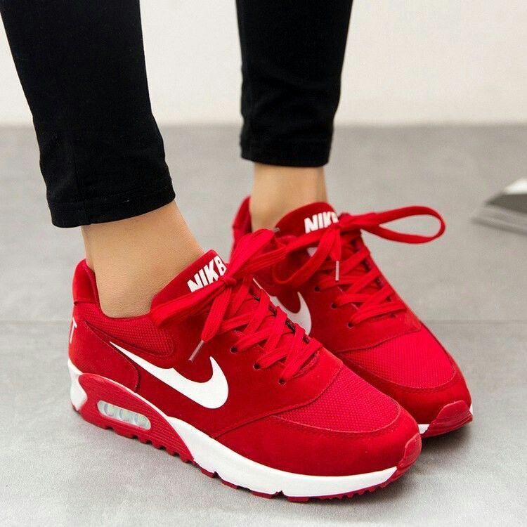 Pin de Danna Nicoly en footwear | Zapatos nike mujer ...