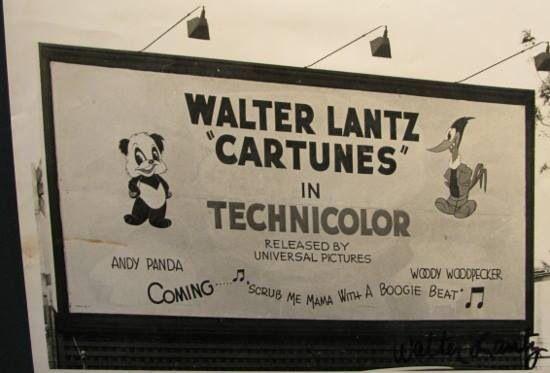 Image result for woody woodpecker billboard
