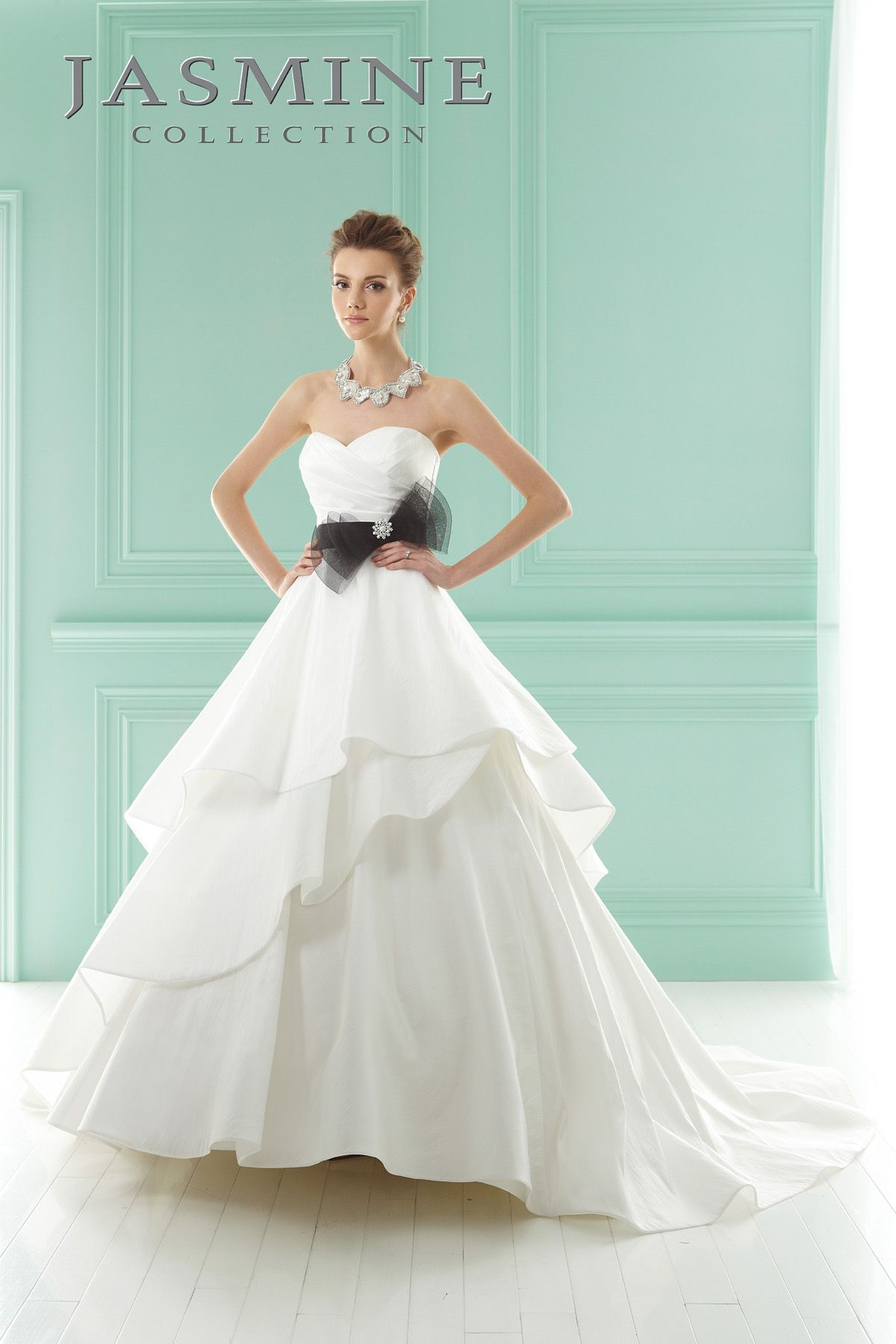 Other F141011 | Sarahnate\'s wedding :) | Pinterest | Jasmine bridal ...