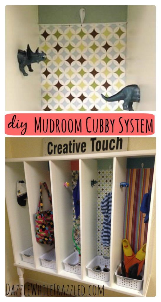 How To Organize Your Mudroom with a Cubby System Blog Cubbies