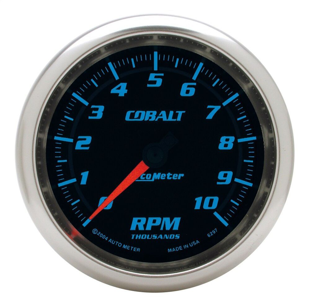 Sponsored eBay) AutoMeter 6297 Cobalt In-Dash Tachometer 10K ... on