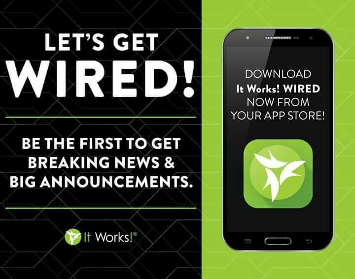 Pin by Teresa Roshong on itworks Announcement, It works