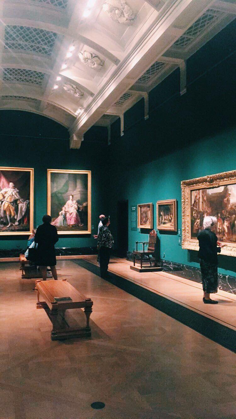 "العَنُود on Twitter: ""L'Art, c'est le reflet que renvoie l'âme humaine éblouie de la splendeur du beau. - The Queen's Gallery. https://t.co/BXqND9LIxw"""