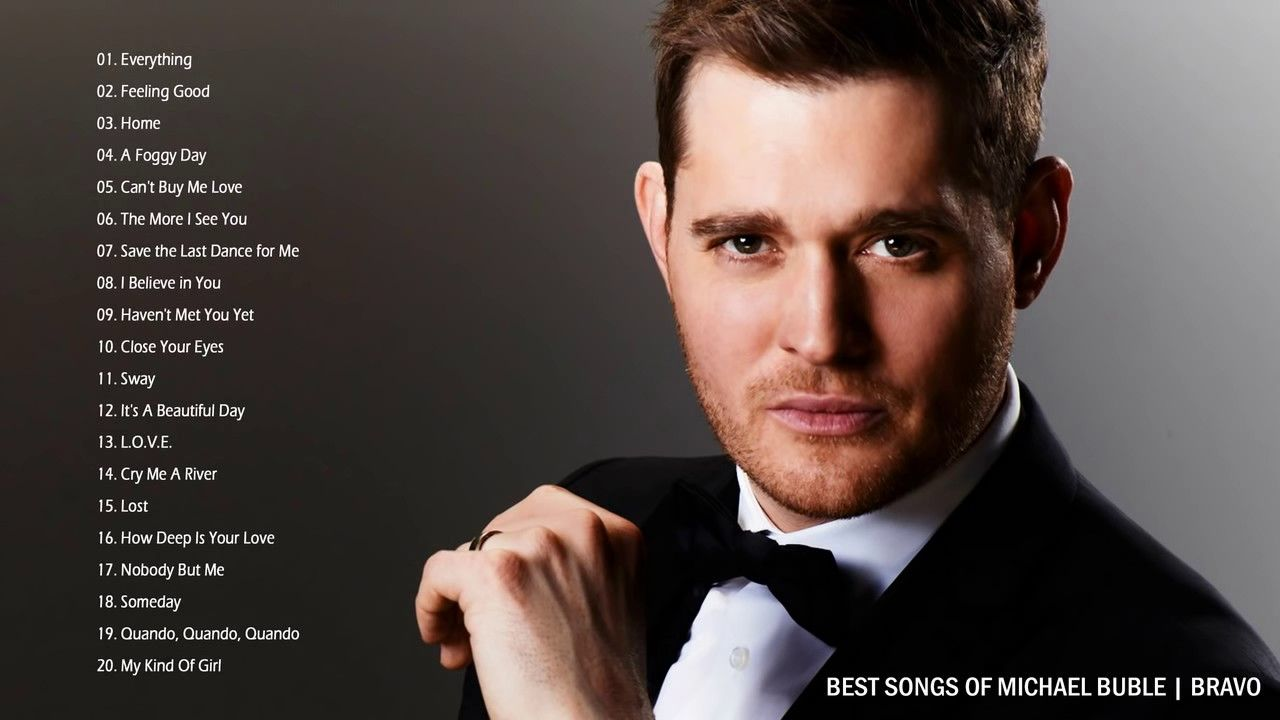 Michael Buble Greatest Hits Full Album - The Best Of Michael
