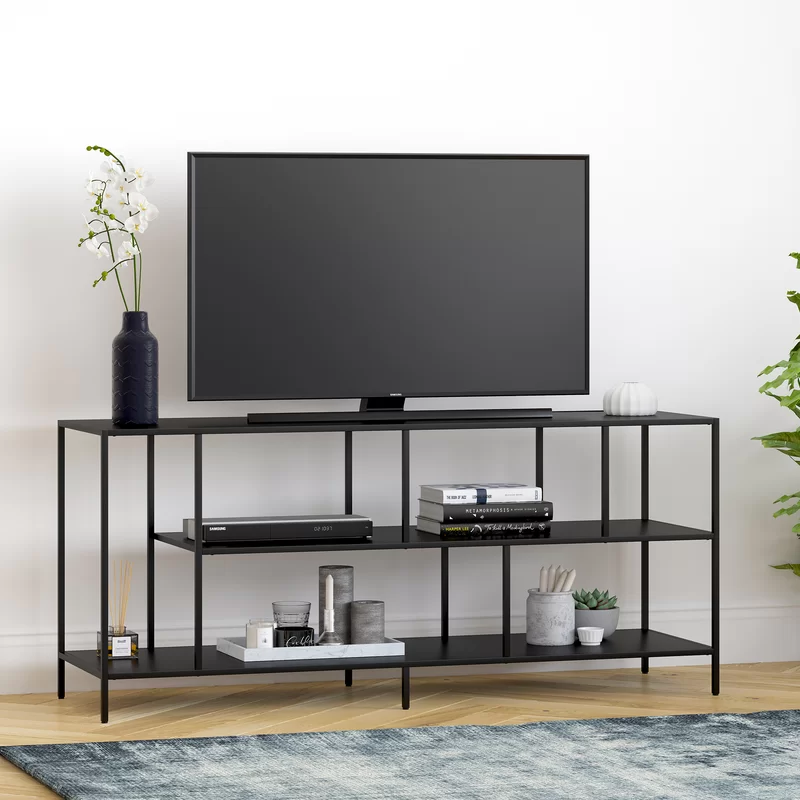 Alphin Tv Stand For Tvs Up To 60 Modern Furniture Living Room
