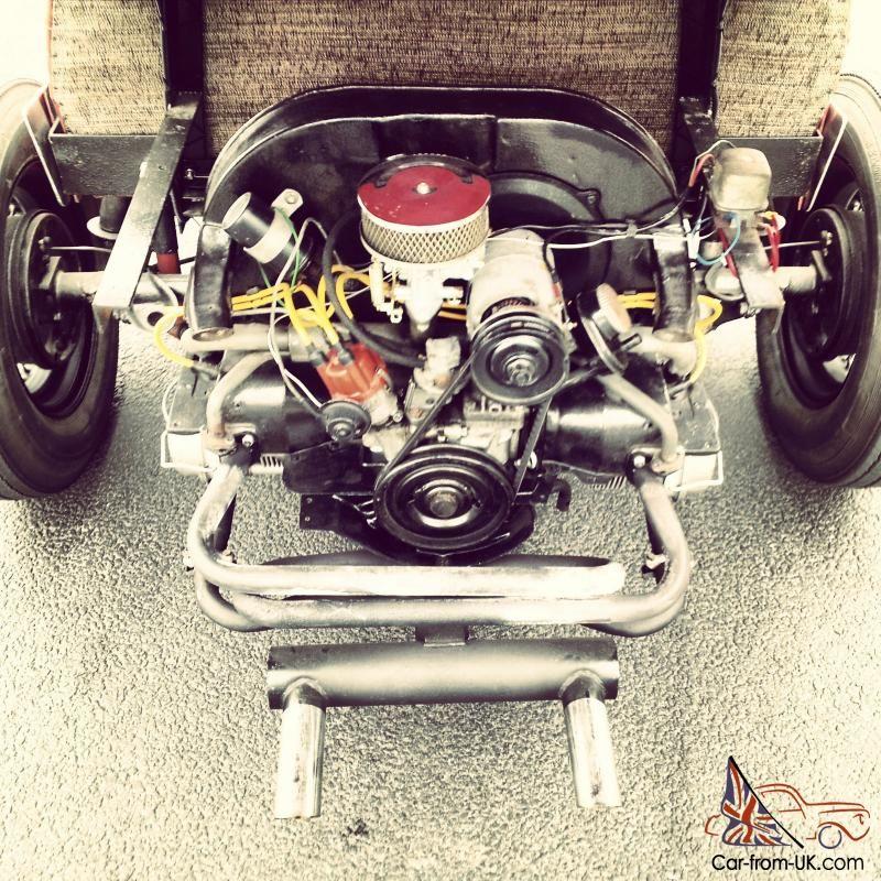 Bugatti replica engine detail   VW Kit Car   Pinterest   Kit cars ...