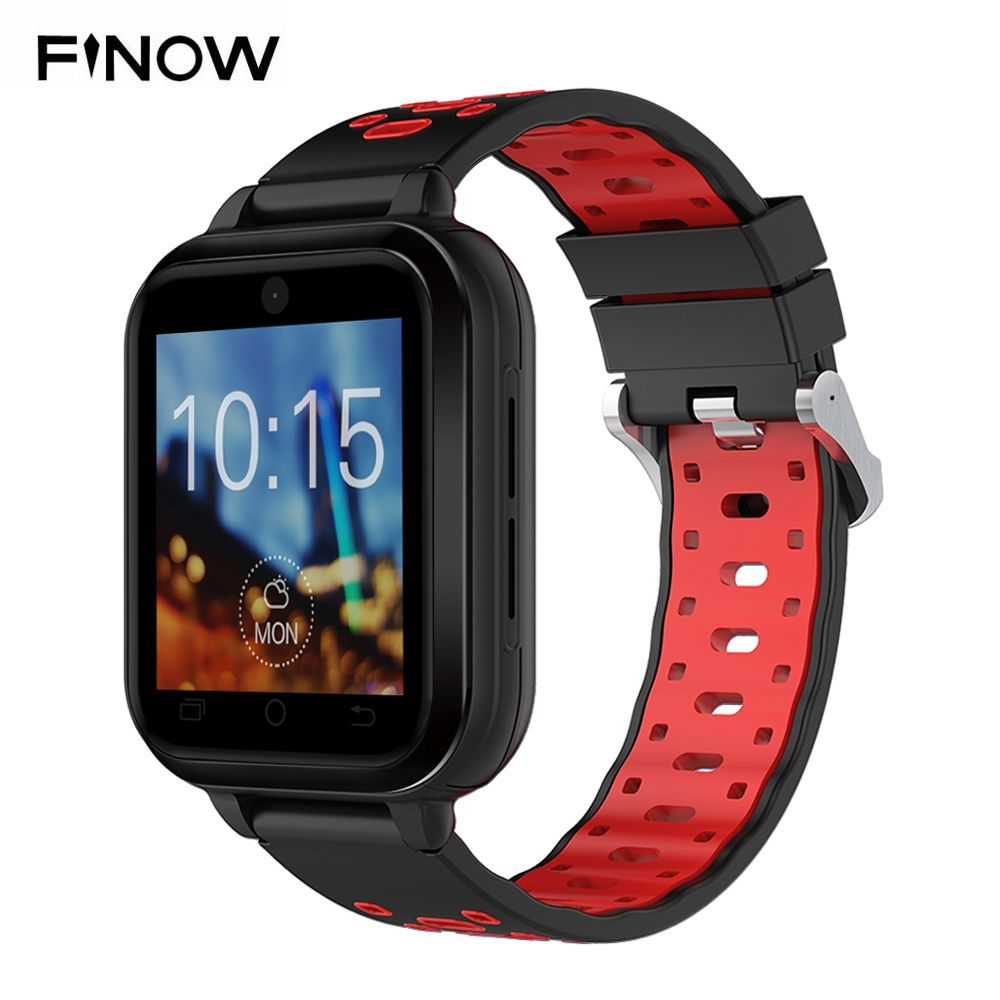 Finow Q1 Pro MTK6737 Quad Core Android 6.0 4G smart watch