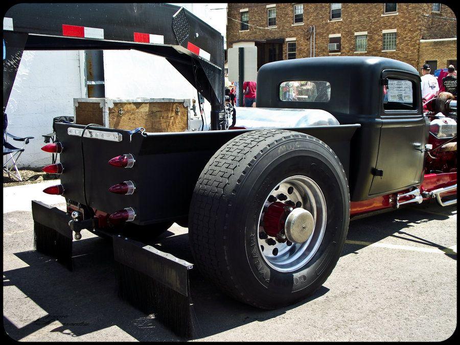 Rat Rod Diamond T Rat Rod Iv By Tjsviews Rat Rods Truck Rat