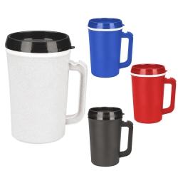 24 Oz Insulated Travel Mug Sku 801js