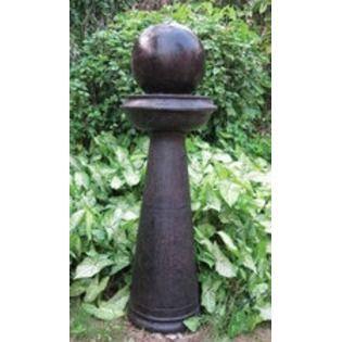 Ace Fountains Apex De2905 Round Pillar Ball Fountain $170.28