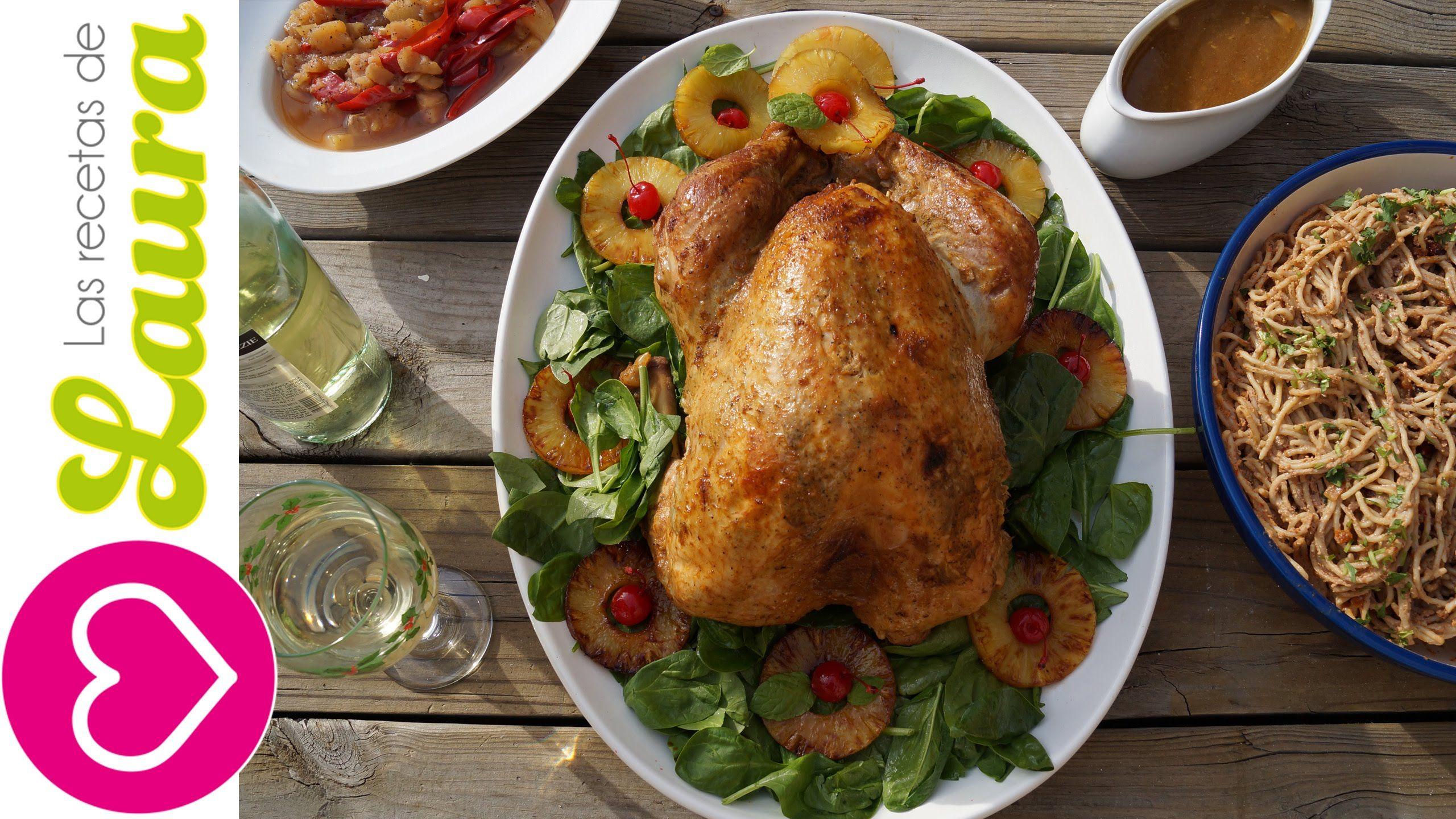 Como preparar pavo al horno jugoso y tierno a la for Como cocinar pechuga de pavo