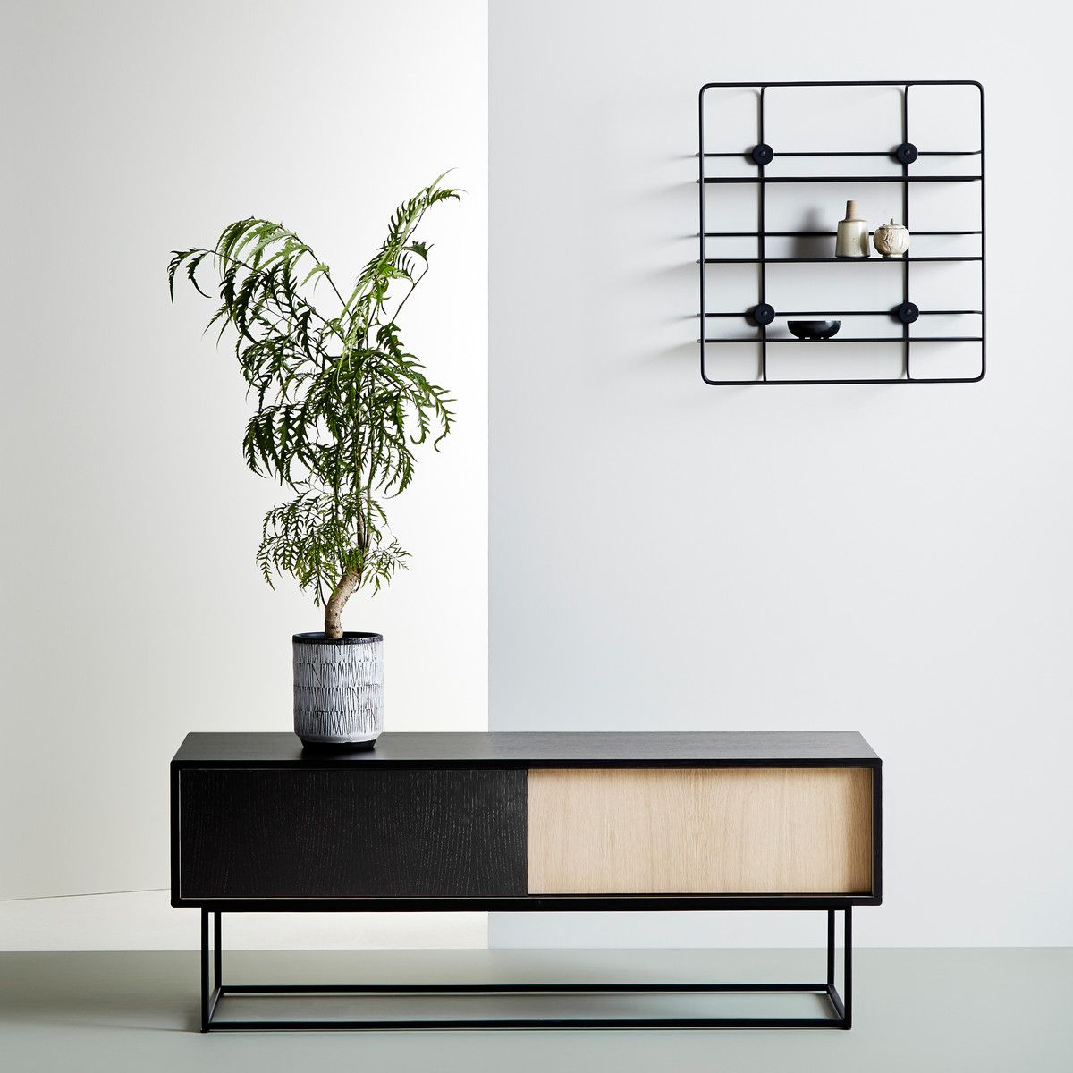 Virka Lowboard By Woud In The Shop Furniture Interior Low