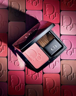 Rosy cheeks Dior  re Make up, products...beauty all to MAKE ME GORGEOUS xxxx lafemmina