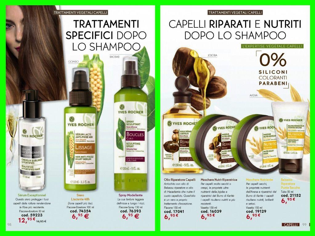Per ogni Testa…il suo Segreto!! Tanti Prodotti per i tuoi capelli,  SET a partire da 5,00€. SENZA Silicone, Coloranti, Parabeni. #Capelli #Ricci #Lisci #Colorati #Morbidi #Purificati #Leggeri #Brillanti #Voluminosi #Forti #Riparati #Nutriti #yvesrocheritalia #beautypromoter #salute #bellezza #lavoraconme #shopping #instabeauty #natura #prodottinaturali #GiulianaResposabileYR