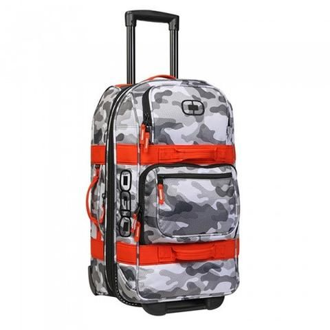 Ogio Layover Travel Bag Snow Camo