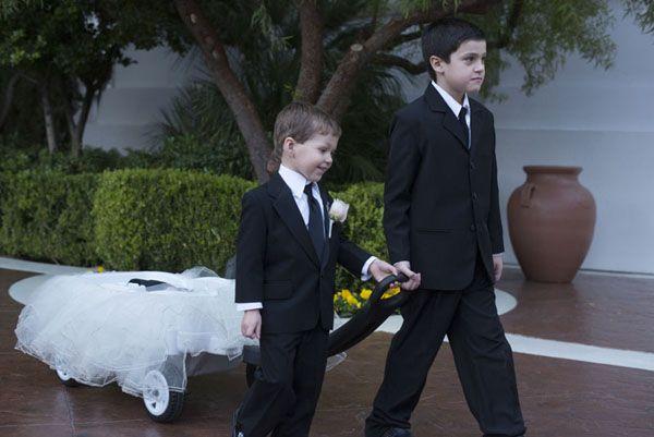 four seasons las vegas wedding kids at wedding baby wedding wagon naakiti floral