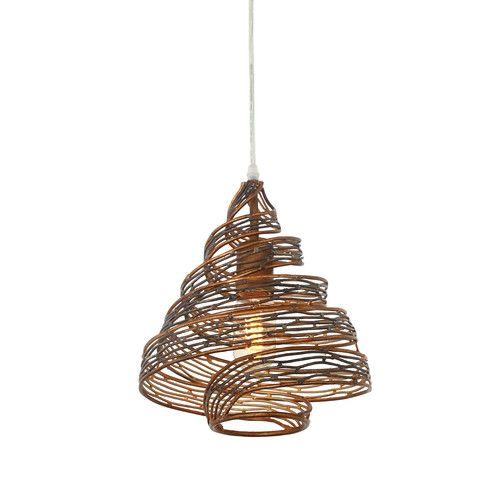 Flow 1 Light Foyer Pendant