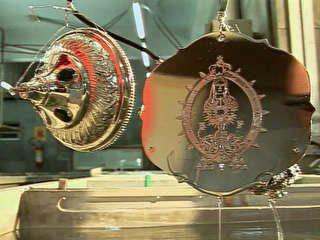 G1 - Máquina folheia peças de bijuteria e transforma em semijoias - notícias em PME