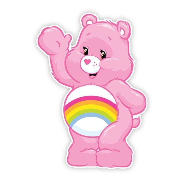 Care Bears Cheer Bear Wave