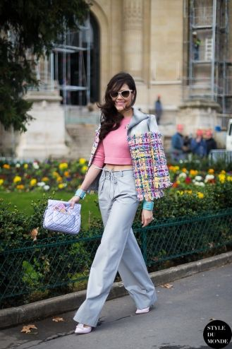 STYLE DU MONDE / Paris Fashion Week FW 2014 Street Style: Araya Alberta Hargate  // #Fashion, #FashionBlog, #FashionBlogger, #Ootd, #OutfitOfTheDay, #StreetStyle, #Style