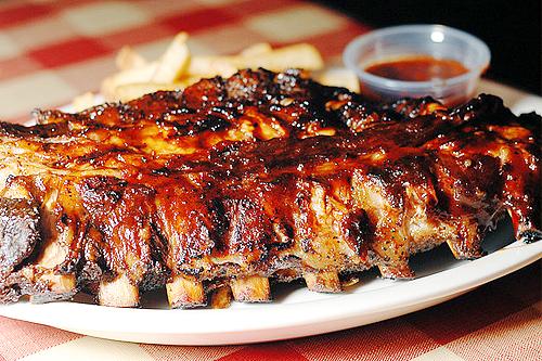 Bbq Ribs Yummy Dinners Easy Bbq Sauce Beef Ribs