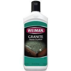 Weiman Marble Granite Countertop Polish S 6x8oz Granite