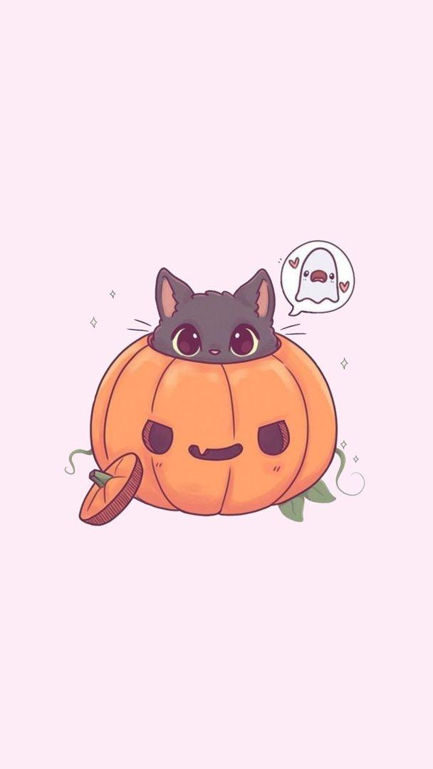Wallpaper Halloween #octoberwallpaperiphone