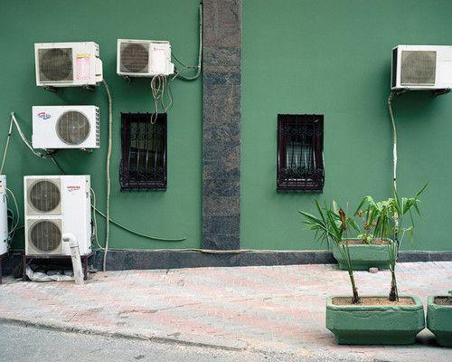 Klimaanlage.