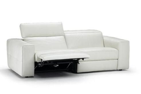 modern reclining sofa set with mid century legs would be fantastic rh pinterest com Modern White Sofa Modern Reclining Sofa