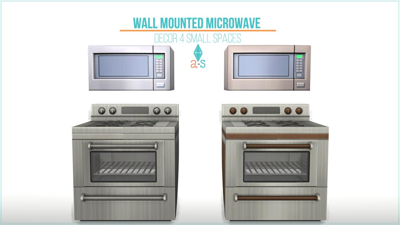 ajoya 39 s simblr 2 wall mounted microwaves the more i