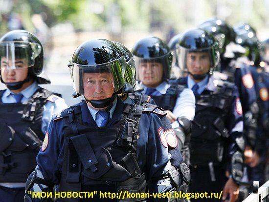 Мои новости: На улицах казахстанского города Алма-Аты развернулись боевые действия.