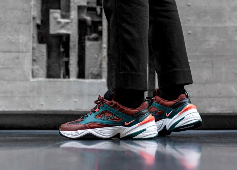 Nike M2K Tekno (Pueblo Brown / Black - Rainforest) | Shoes ...