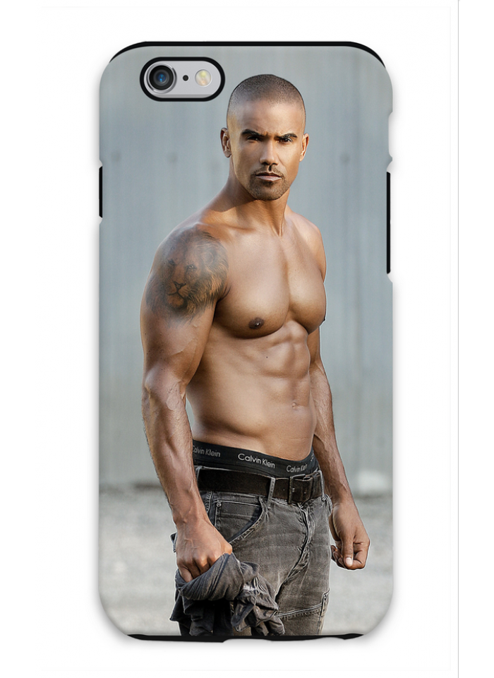 shemar moore child