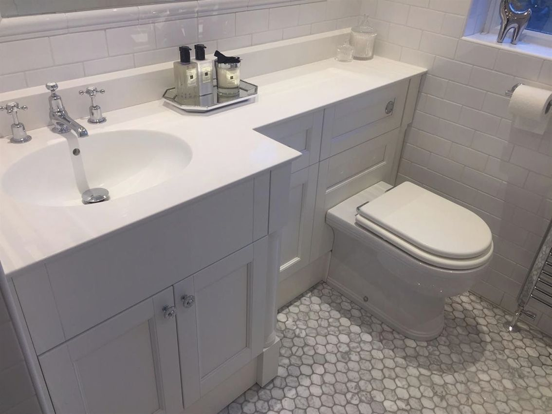 Utopia Rosebery Fitted Furniture #BathroomFittings