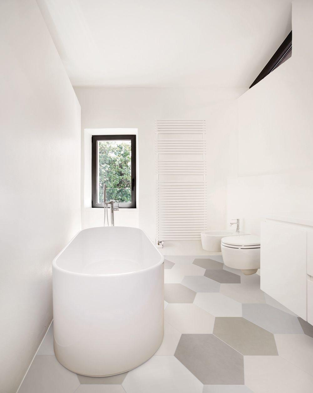 Bee Hive White | Tile with Style | Home Renovation | Tile Tuesday ...