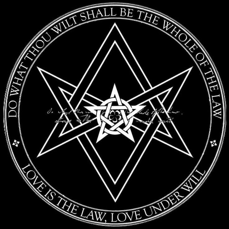 Image Result For Aleister Crowley Symbols Mr Crowley Pinterest