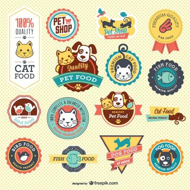 Download Petshop Badges For Free Pet Shop Logo Pet Shop Food Animals