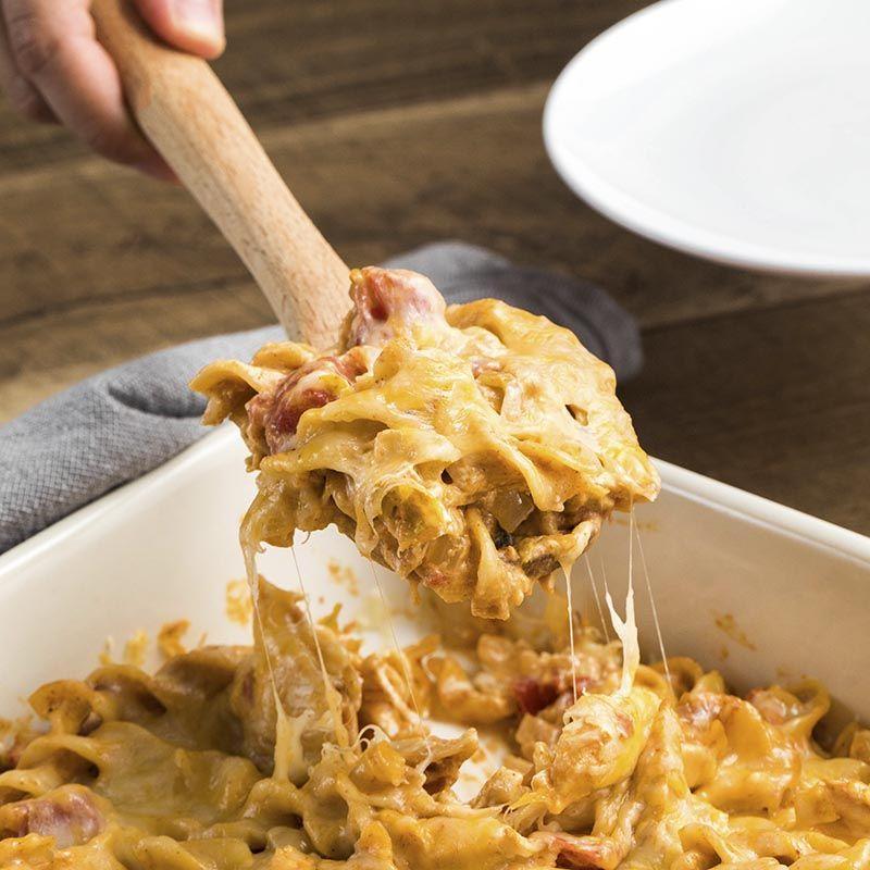Southwestern Turkey Noodle Bake Recipe Recipes Leftover Turkey Recipes Leftover Turkey