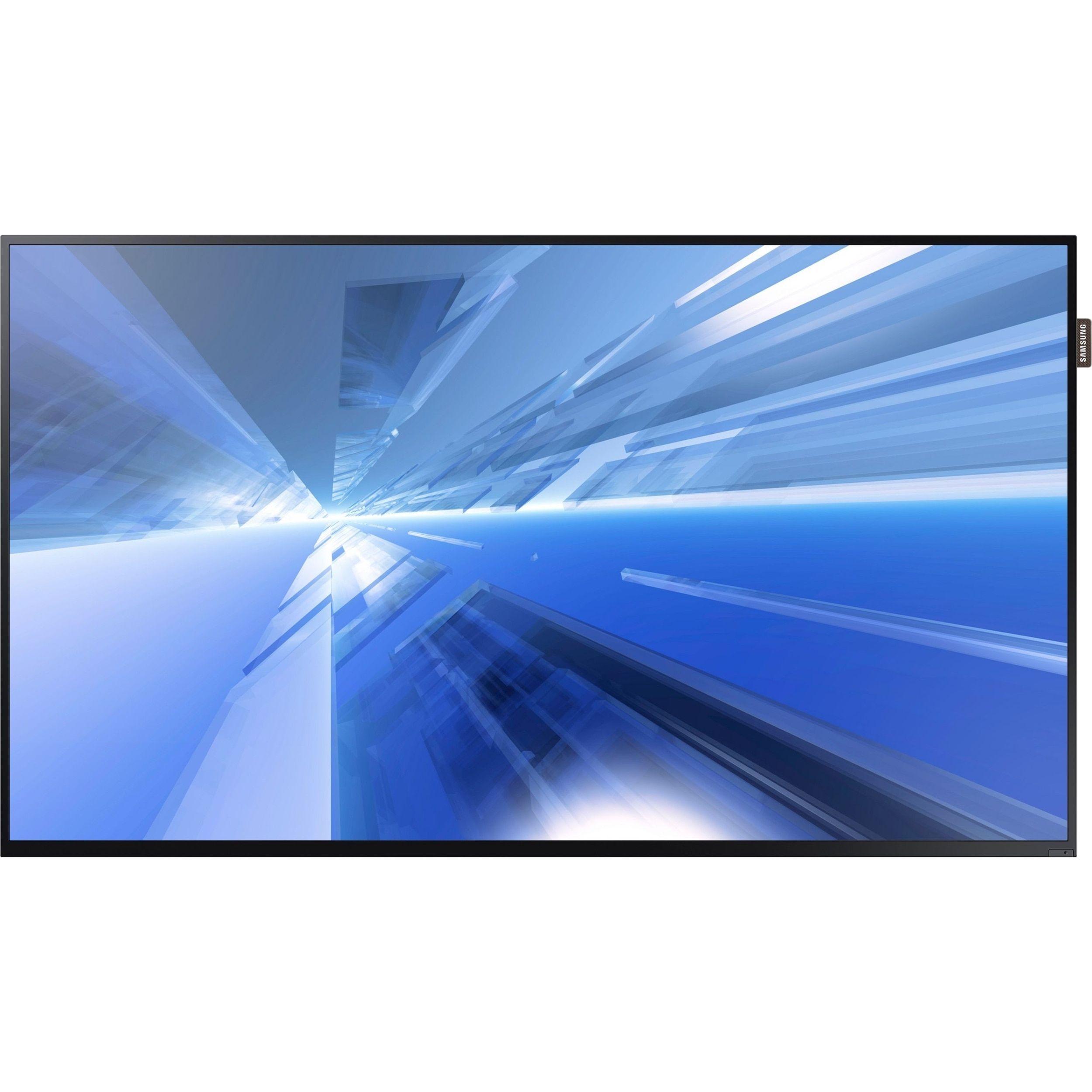 Samsung Db55e Db E Series 55 Slim Direct Lit Led Display