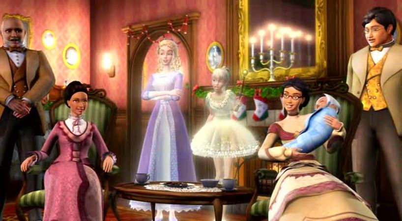 Free Barbie Movie Wallpapers Download: Barbie in a Christmas Carol (2008) Wallpapers Free ...