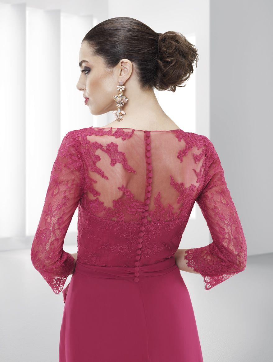 Vestido de madrina Pepa Recasens modelo B16267 | COLECCIÓN DE ...