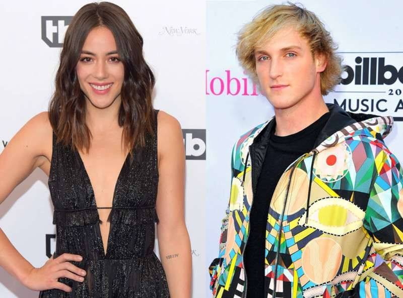 Logan Paul And Chloe Bennet Address Their Relationship Status After Pda Filled Vacation Logan Paul Chloe Bennet Chloe Wang